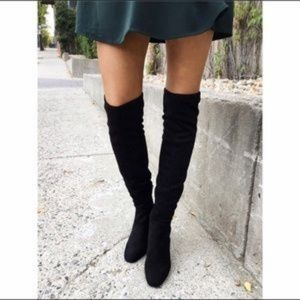👀🌼📣Vince Camuto Kantha Over The Knee Boot Bla